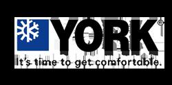 Denver Heating & Cooling York Logo